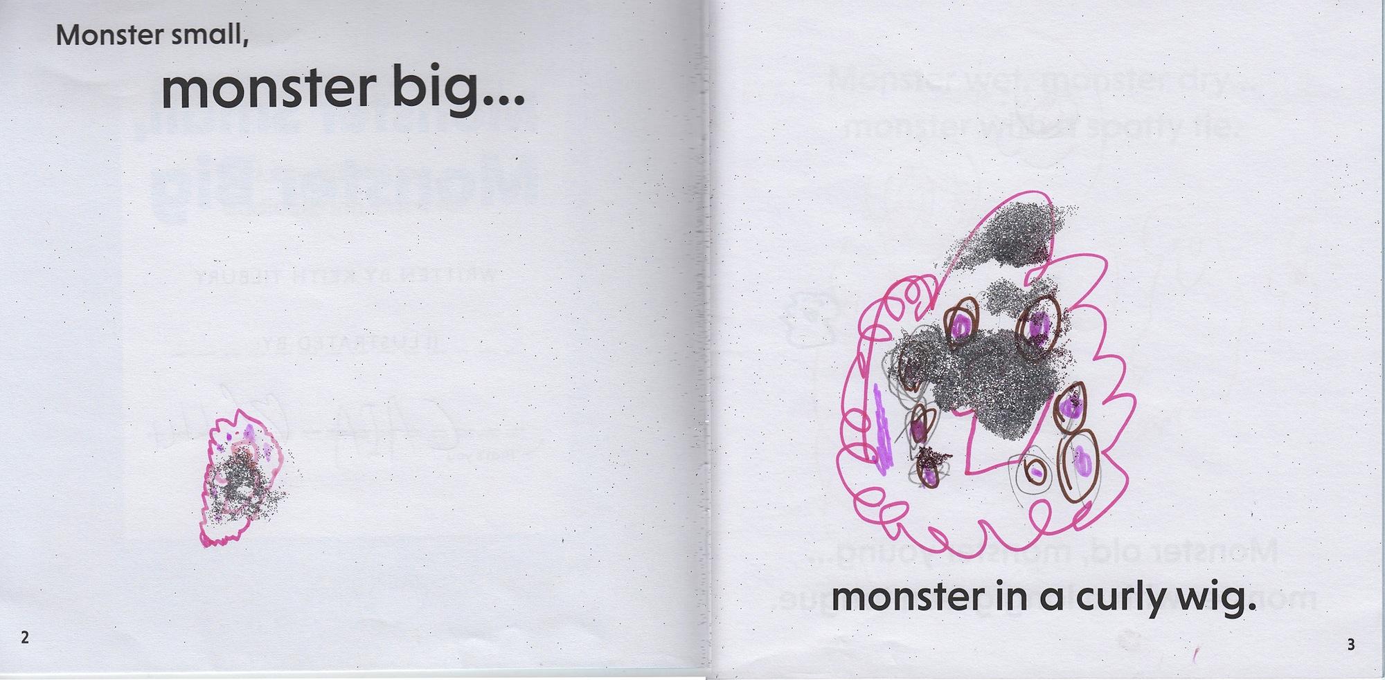 Caia, aged 5