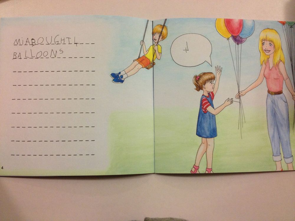 Primary Literacy Workshops Curved House Kids Make Your Own Books