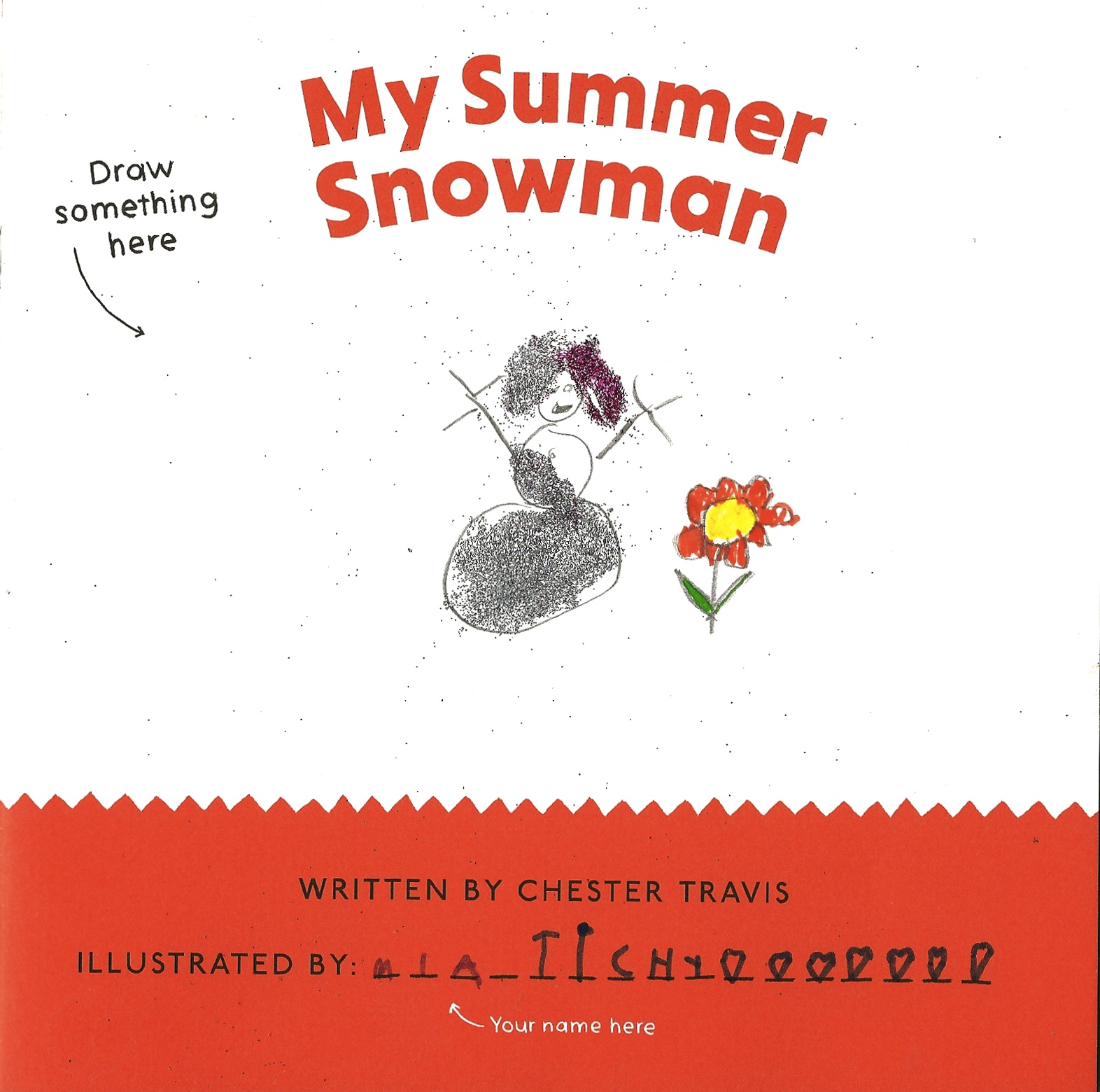 mia my summer snowman curved house kids