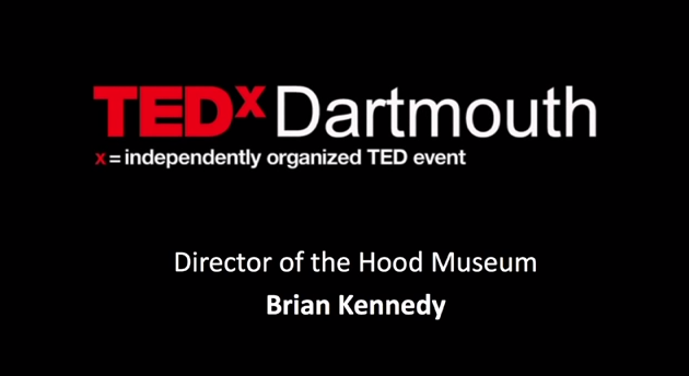 Brian Kennedy, Director, formerly Hood Museum of Art