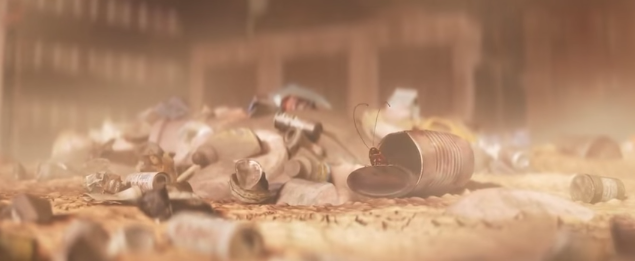 Examining WALL-E: How we can show meaning without words