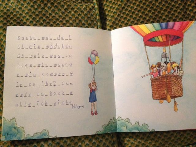 curved house kids visual literacy books kristen harrison