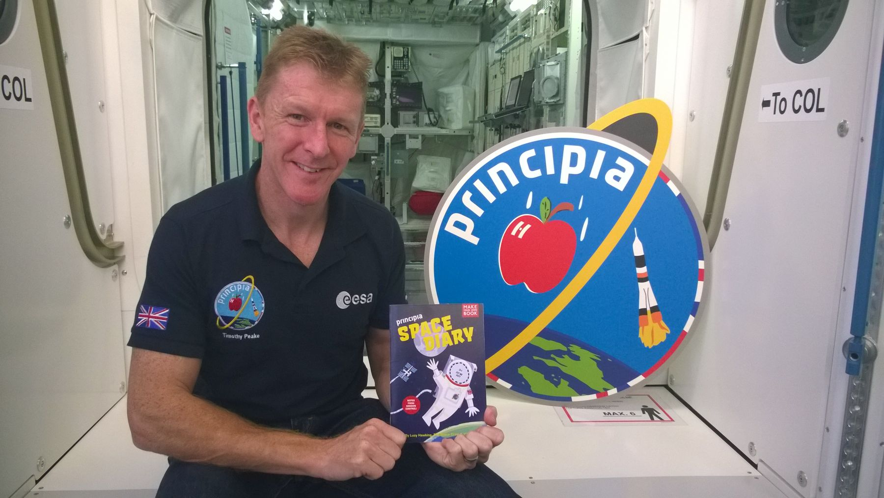 Where to Watch ESA Astronaut Tim Peake Return to Earth