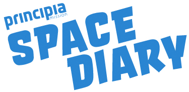 Space Diary Logo