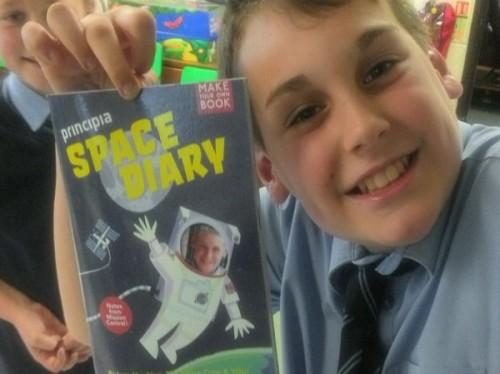 astronaut space diary - photo #23