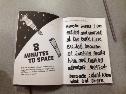 space diary