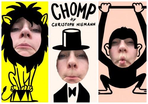 chomp, chrostpoh niemann