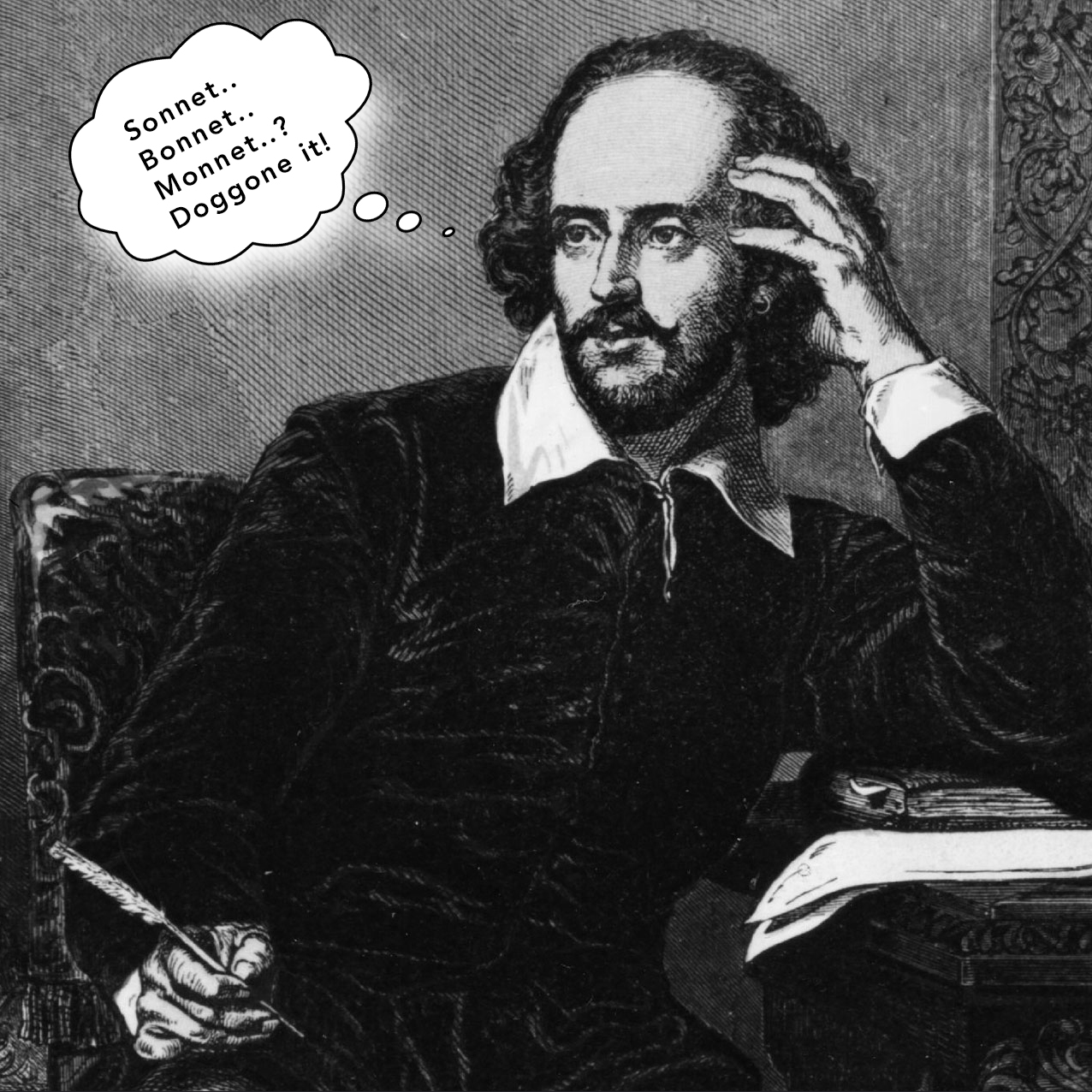 Decoding Shakespeare's Sonnets