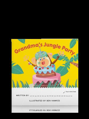 Grandma Front Cover
