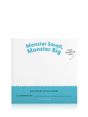 Monster Front Cover