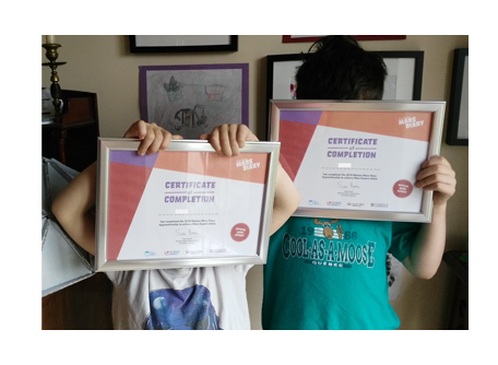 CHK-certificates