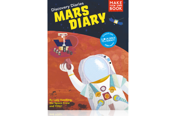 Mars Diary Book Single